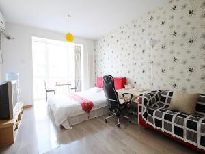 China Sunshine Apartment Guomao, Ferienwohnungen  Peking - big - 46