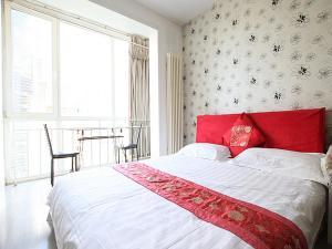 China Sunshine Apartment Guomao, Ferienwohnungen  Peking - big - 43