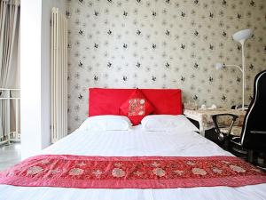China Sunshine Apartment Guomao, Ferienwohnungen  Peking - big - 41