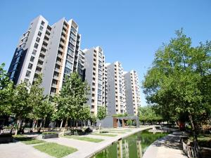China Sunshine Apartment Guomao, Ferienwohnungen  Peking - big - 36