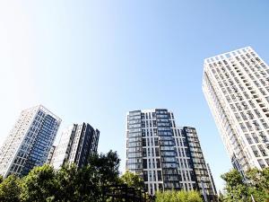 China Sunshine Apartment Guomao, Ferienwohnungen  Peking - big - 1