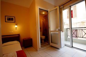 Mirabello Hotel, Hotels  Iraklio - big - 19