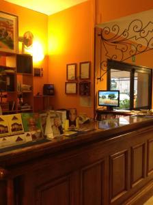 Aer Hotel Malpensa, Hotels  Oleggio - big - 17
