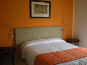 Aer Hotel Malpensa, Hotel  Oleggio - big - 4