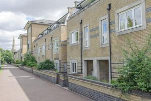 Camstay Townhouse, Dovolenkové domy  Cambridge - big - 8