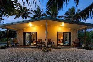 Raro Beach Bach, Ferienhäuser  Rarotonga - big - 63