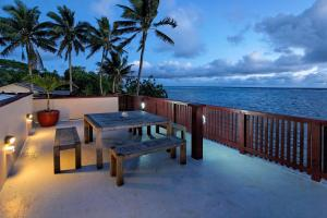 Raro Beach Bach, Holiday homes  Rarotonga - big - 5