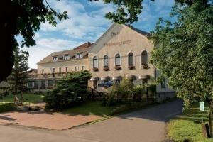 Hotel Erblehngericht Papstdorf