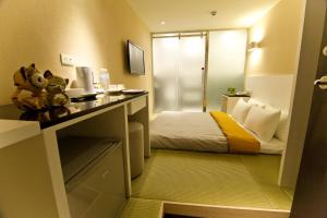 E-House Hotel, Hotels  Taipeh - big - 11