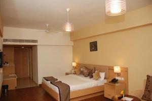 PLA Krishna Inn, Hotely  Tiruchchirāppalli - big - 2