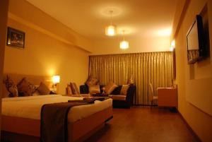 PLA Krishna Inn, Hotely  Tiruchchirāppalli - big - 23