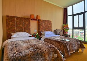 Pretty Tianfu Hotel, Hotels  Chengdu - big - 3