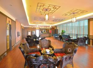 Pretty Tianfu Hotel, Hotely  Chengdu - big - 31