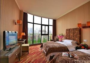 Pretty Tianfu Hotel, Hotels  Chengdu - big - 1