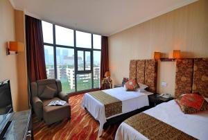 Pretty Tianfu Hotel, Hotels  Chengdu - big - 6