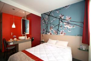 Inter-Hotel Rennes Ouest Les 3 Marches