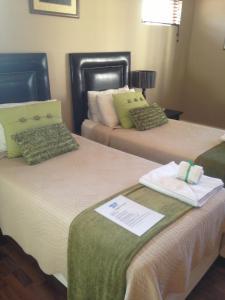 Habitación Doble - 1 o 2 camas