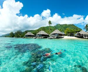 Hotel Hilton Moorea Lagoon Resort And Spa