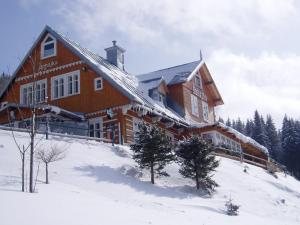 Chata Šohajka, Penziony – hostince  Pec pod Sněžkou - big - 1