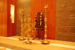 PLA Krishna Inn, Hotely  Tiruchchirāppalli - big - 12