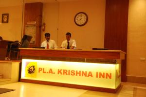PLA Krishna Inn, Hotely  Tiruchchirāppalli - big - 9