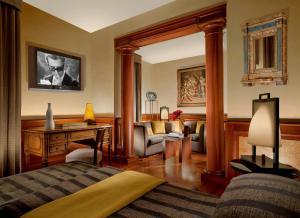 Hotel Raphael – Relais & Châteaux, Hotely  Rím - big - 2