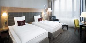 Mövenpick Hotel Stuttgart Airport, Отели  Штутгарт - big - 5