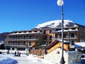 Alba Sporting Hotel - AbcAlberghi.com