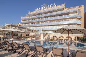 Catalonia Majórica, Hotel  Palma di Maiorca - big - 77