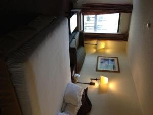 Double Room with One Double Bed - Smoking