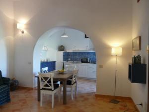 Residence Salina - Acquarela, Apartmanok  Malfa - big - 14