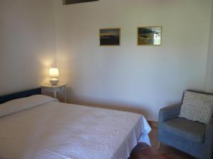 Residence Salina - Acquarela, Apartmanok  Malfa - big - 9