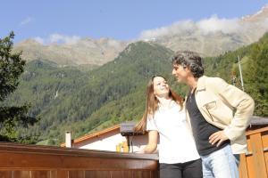 Hotel Vioz, Hotely  Peio Fonti - big - 51