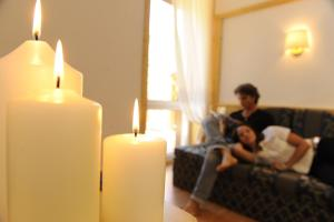 Hotel Vioz, Hotely  Peio Fonti - big - 17