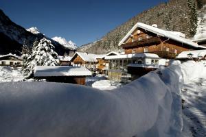 Landhaus Alpenrose - Feriendomizile Pichler, Penziony  Heiligenblut - big - 26