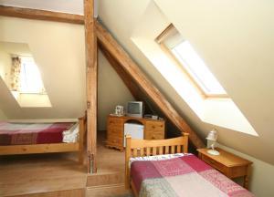 Pension Grant Lux Znojmo, Отели типа «постель и завтрак»  Зноймо - big - 23