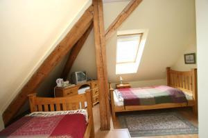 Pension Grant Lux Znojmo, Отели типа «постель и завтрак»  Зноймо - big - 11