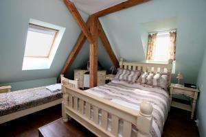Pension Grant Lux Znojmo, Отели типа «постель и завтрак»  Зноймо - big - 18