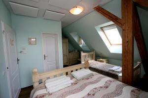 Pension Grant Lux Znojmo, Отели типа «постель и завтрак»  Зноймо - big - 17
