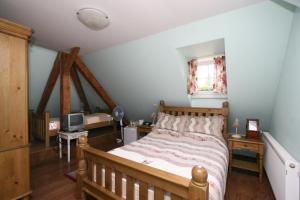 Pension Grant Lux Znojmo, Отели типа «постель и завтрак»  Зноймо - big - 27