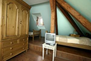 Pension Grant Lux Znojmo, Отели типа «постель и завтрак»  Зноймо - big - 15