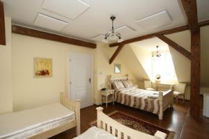 Pension Grant Lux Znojmo, Отели типа «постель и завтрак»  Зноймо - big - 4