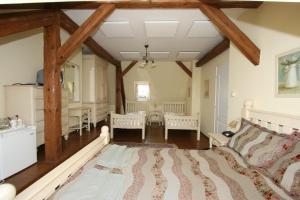 Pension Grant Lux Znojmo, Отели типа «постель и завтрак»  Зноймо - big - 7