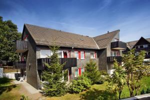 Appartementanlage Vierjahreszeiten, Апартаменты  Браунлаге - big - 1