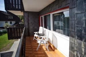 Appartementanlage Vierjahreszeiten, Appartamenti  Braunlage - big - 41