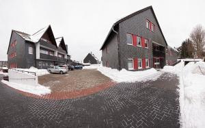Appartementanlage Vierjahreszeiten, Апартаменты  Браунлаге - big - 26