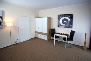 Appartementanlage Vierjahreszeiten, Апартаменты  Браунлаге - big - 16