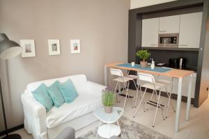 Stadtbleibe Apartments, Apartmány  Lipsko - big - 17