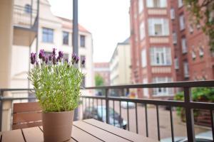 Stadtbleibe Apartments, Apartmány  Lipsko - big - 12