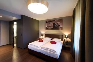 Comfort-dobbeltværelse i kælderen